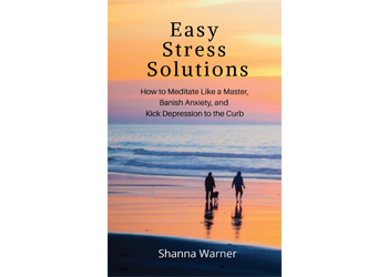 Winning The Battle Against Stress, Image: Stress affects everyone. There are effective ways to help manage it, even for trauma survivors. That is the message in Shanna Warner's latest book