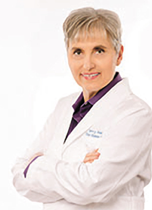 Terry Wahls, Dr. Terry Wahls